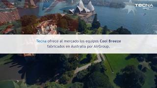Tecna ofrece al mercado los equipos Cool Breeze