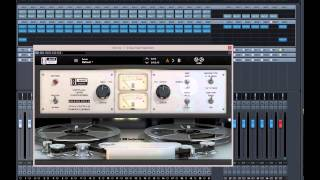 Dustbowl Audio 1-Shot: How to use analogue tape and console plugins ITB