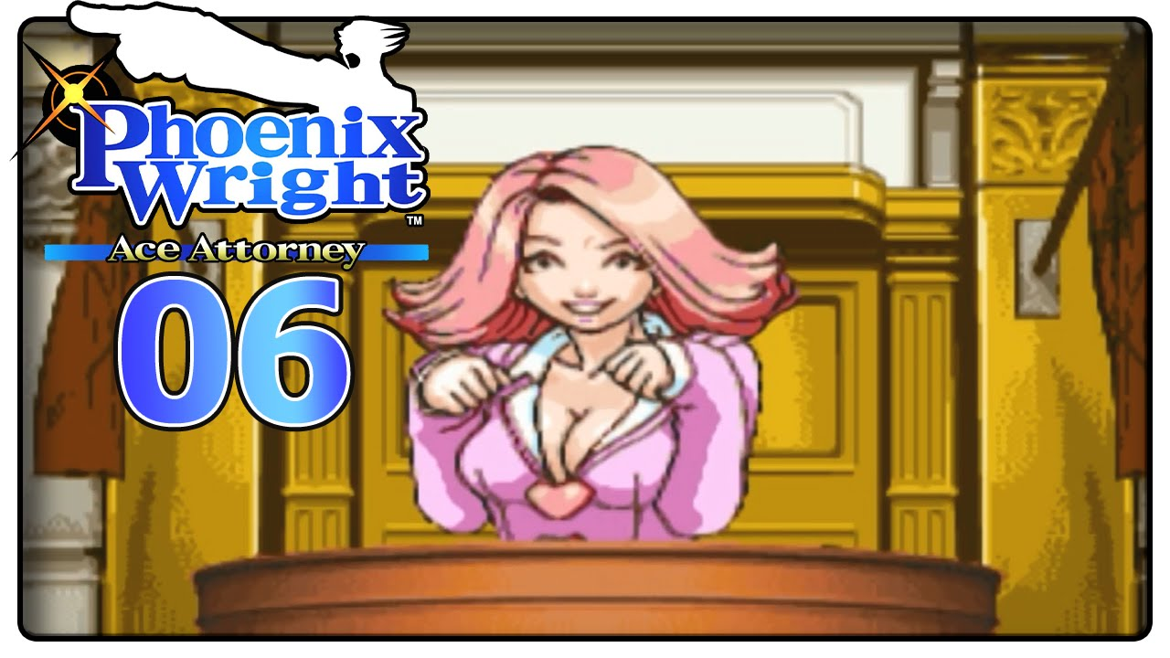 Phoenix Wright: Ace Attorney - Testimony Dissection, April