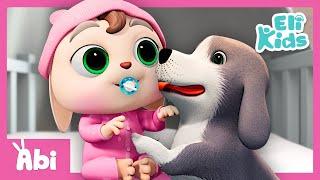 Baby Loves Animals | Educational Songs & Nursery Rhymes | Eli Kids Compilations