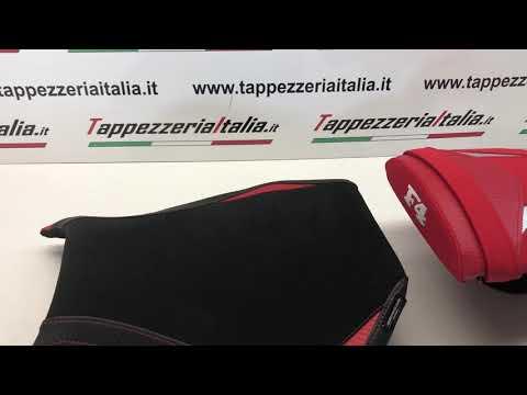 MV AGUSTA F4 (99-09) seat cover by Tappezzeriaitalia.it