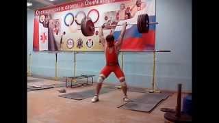 Тренировка3. Рустам Талипов МС (до 94кг)