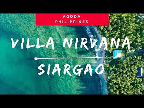 AIRBNB VLOG // SIARGAO ISLAND // PHILIPPINES // VILLA NIRVANA