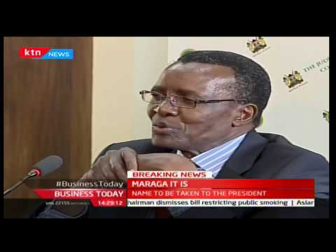 What you should know about the new Chief Justice David Maraga becomes