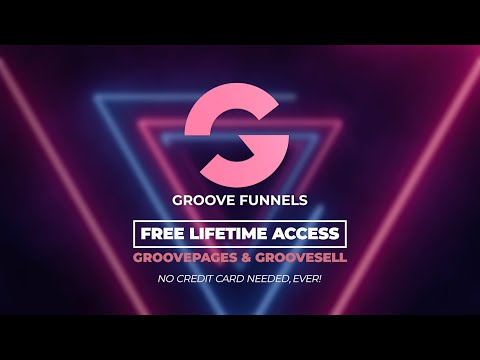 GrooveFunnels Free Account - See For Yourself