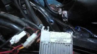 comment réparer le moteur injection