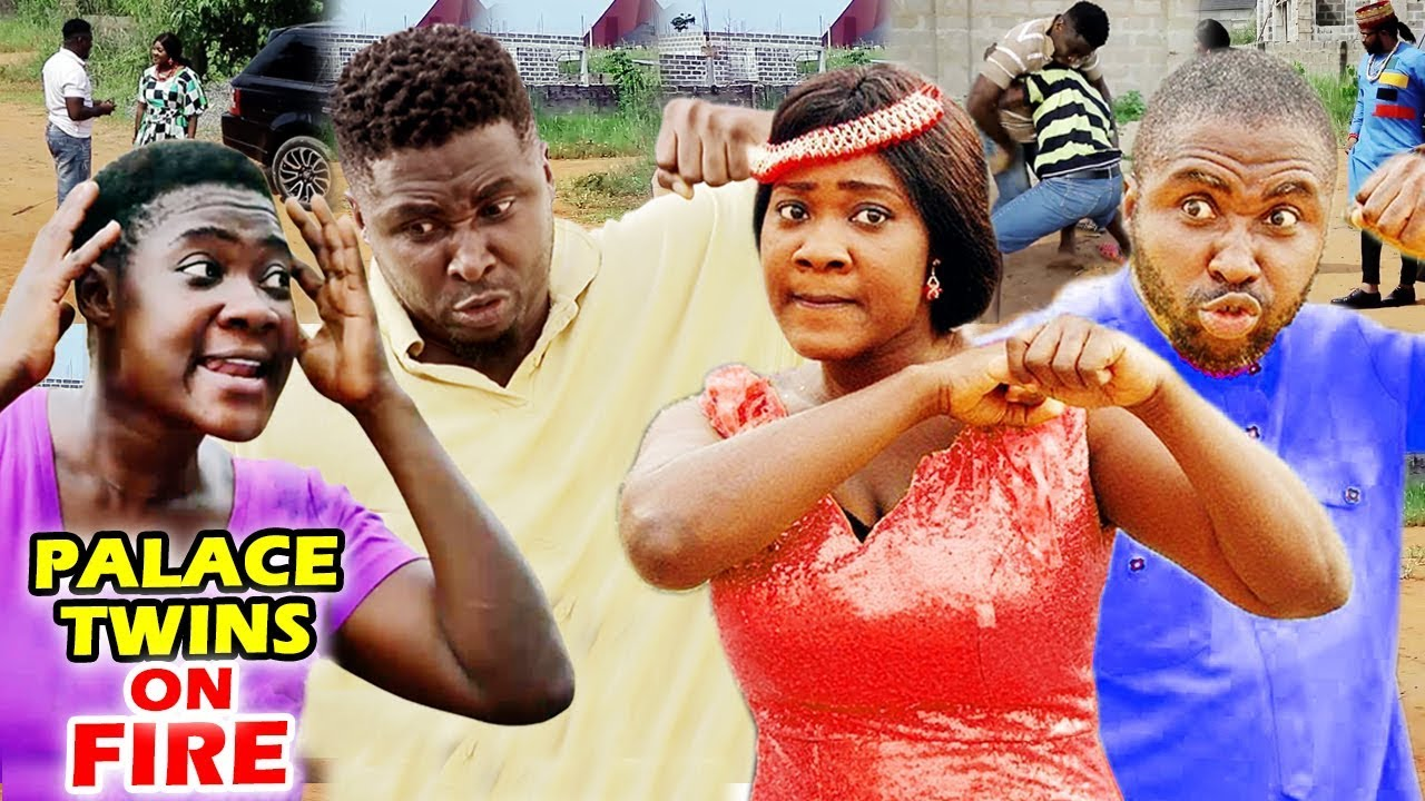 Download Palace Twins On Fire COMPLETE Season 1&2 - Mercy Johnson/Onny Michael 2020 Latest Nigerian Movie