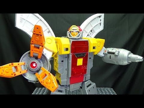 FansToys TERMINUS GIGANTICUS (Masterpiece Omega Supreme): EmGo's Transformers Reviews N' Stuff