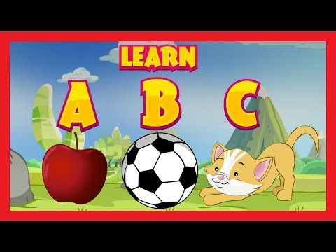 Learn ABC - English Poems || Abc rhymes - ABC Songs || Engli