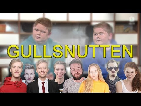 GULLSNUTTEN 2018...