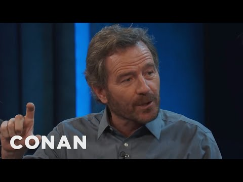 Bryan Cranston Doesn't Think Walter White Is Dead   CONAN on TBS