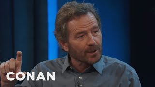 Bryan Cranston Doesnt Think Walter White  S Dead    CONAN On TBS