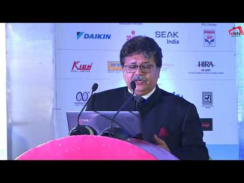 Ajay Girotra, MD, AG Dauters Waste Processing Private Limited at Smart City Summit, Naya Raipur
