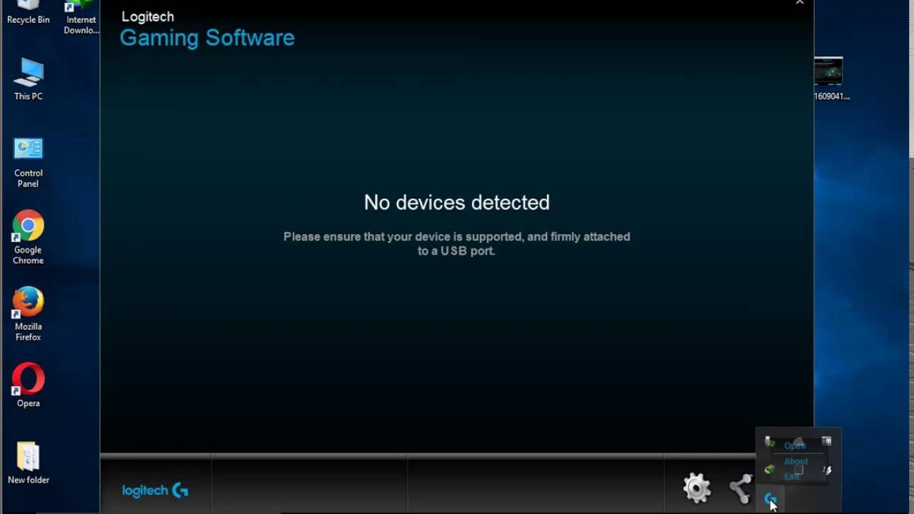 How To Uninstall Logitech Gaming Software On Windows 10 Youtube