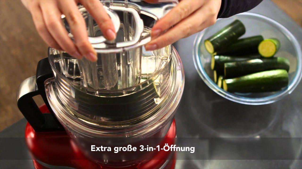 kitchenaid artisan matberedare 5kfp1644