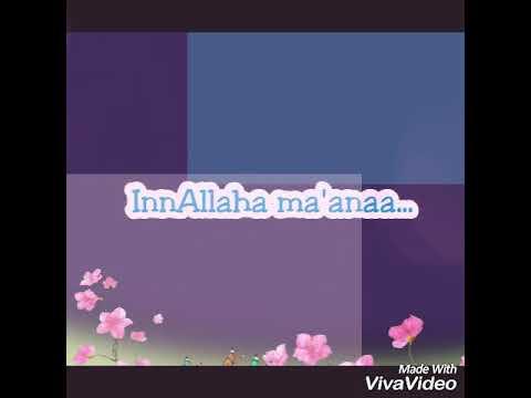 La Tahzan, InnAllaha Ma'anaa 💕