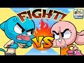 The Amazing World of Gumball: Remote Fu - New TV Remote is Serious Business (Cartoon Network Games)