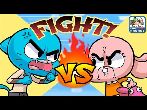 The Amazing World of Gumball: Remote Fu – New TV Remote is Serious Business (Cartoon Network Games)