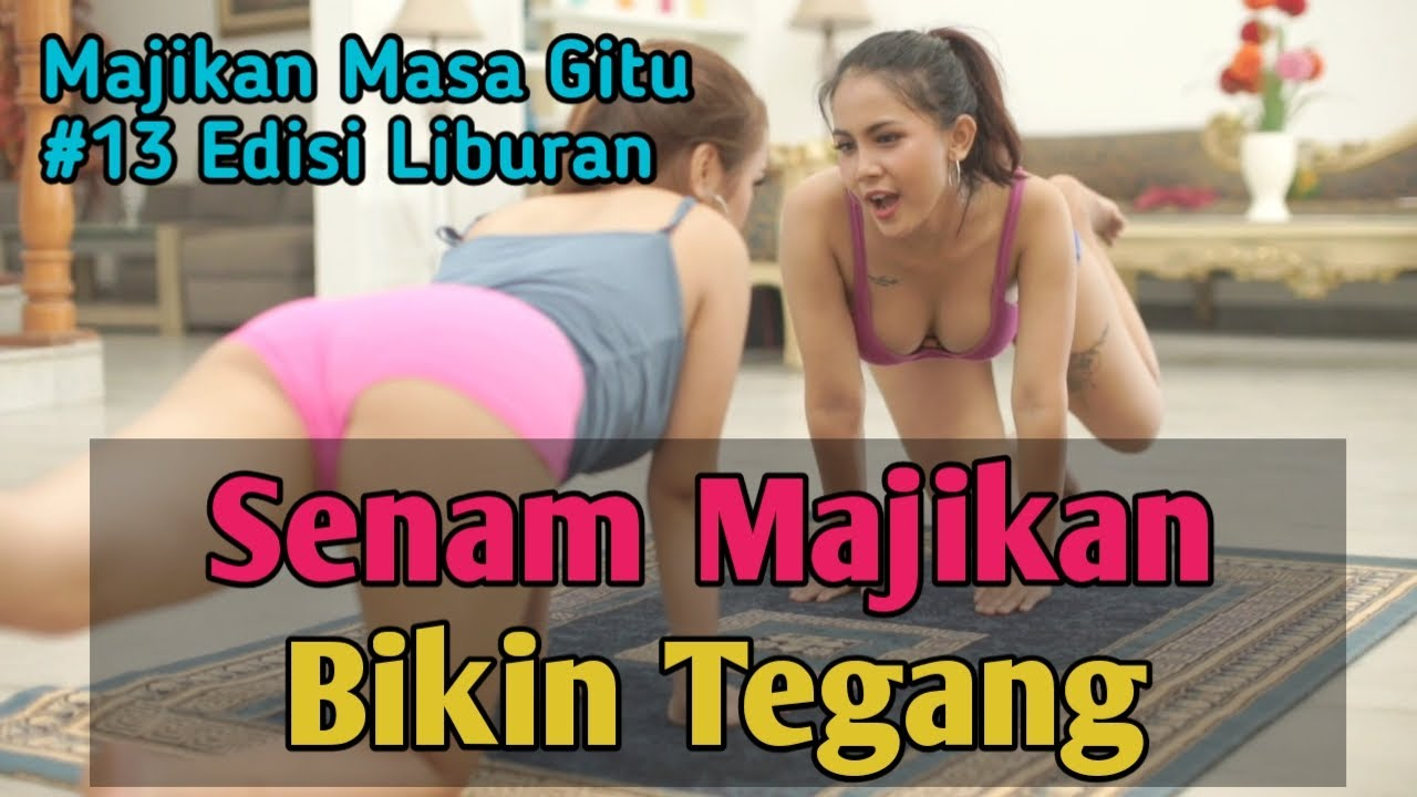 SENAM MAJIKAN BIKIN TEGANG - Majikan Masa Gitu The Series # 13 EDISI LIBURAN - FILM PENDEK KOMEDI