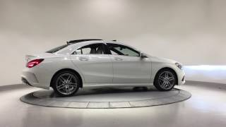 2018 Mercedes-Benz CLA - M16604