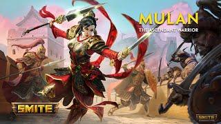 SMITE - God Reveal - Mulan, The Ascendant Warrior