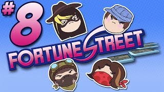 Fortune Street: The Fruit Stand - PART 8 - Steam Rolled