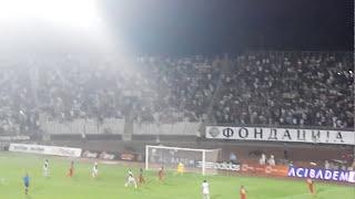 Partizan Steaua U BOJ KRENITE...