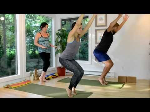 Yoga For Runners (Full 1 Hour Practice) with Katie Hay