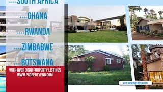 Propertyend - Find your DREAM home in Africa