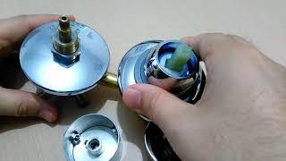 Duşakabin  Kompakt Duş Batarya Detaylı Anlatım Videosu