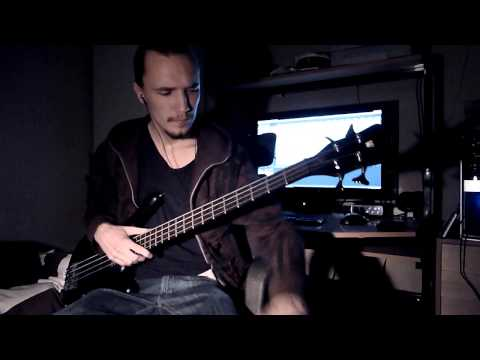 Zetsubou Billy - Maximum the Hormone - Bass Cover