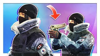 TRUST NOBODY... Not even yourself | Rainbow Six: Siege