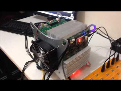 Rockminer RK-Box 420-480 GH/s Bitcoin Miner