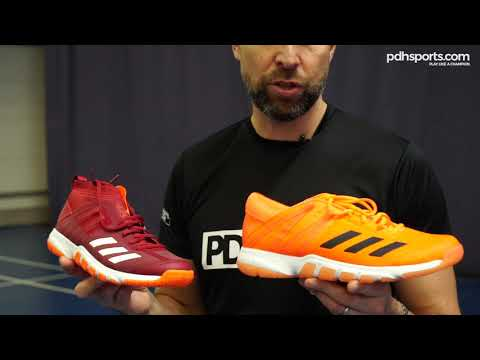 Adidas Wucht P5.1 and P7.1 Men's Indoor