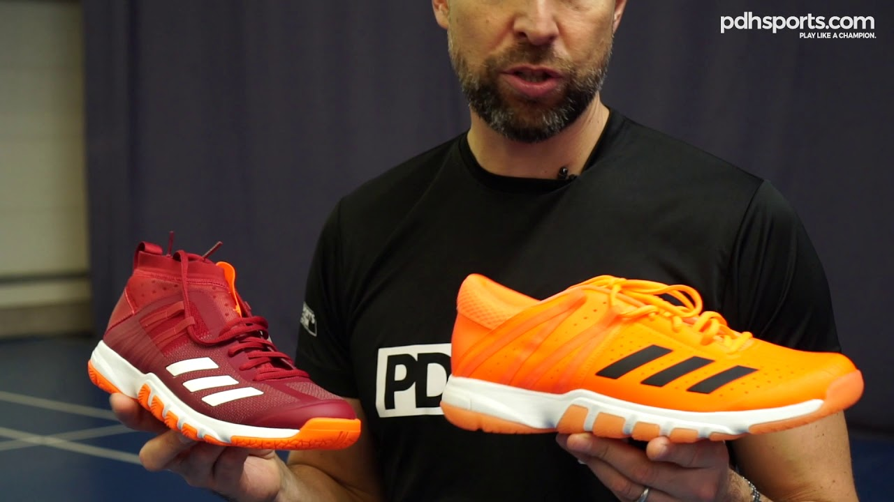Adidas Wucht P5.1 and P7.1 Men's Indoor shoes review