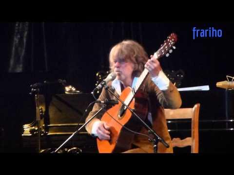 Helge Schneider | Spanische Gitarre & Sommer, Sonne, Kaktus - Esslingen | Burg 2013