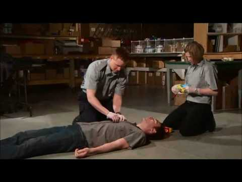 Adult CPR and AED   Standard First Aid