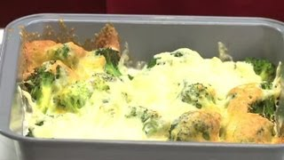 Broccoli Casserole For Thanksgiving : Vegetable Dishes
