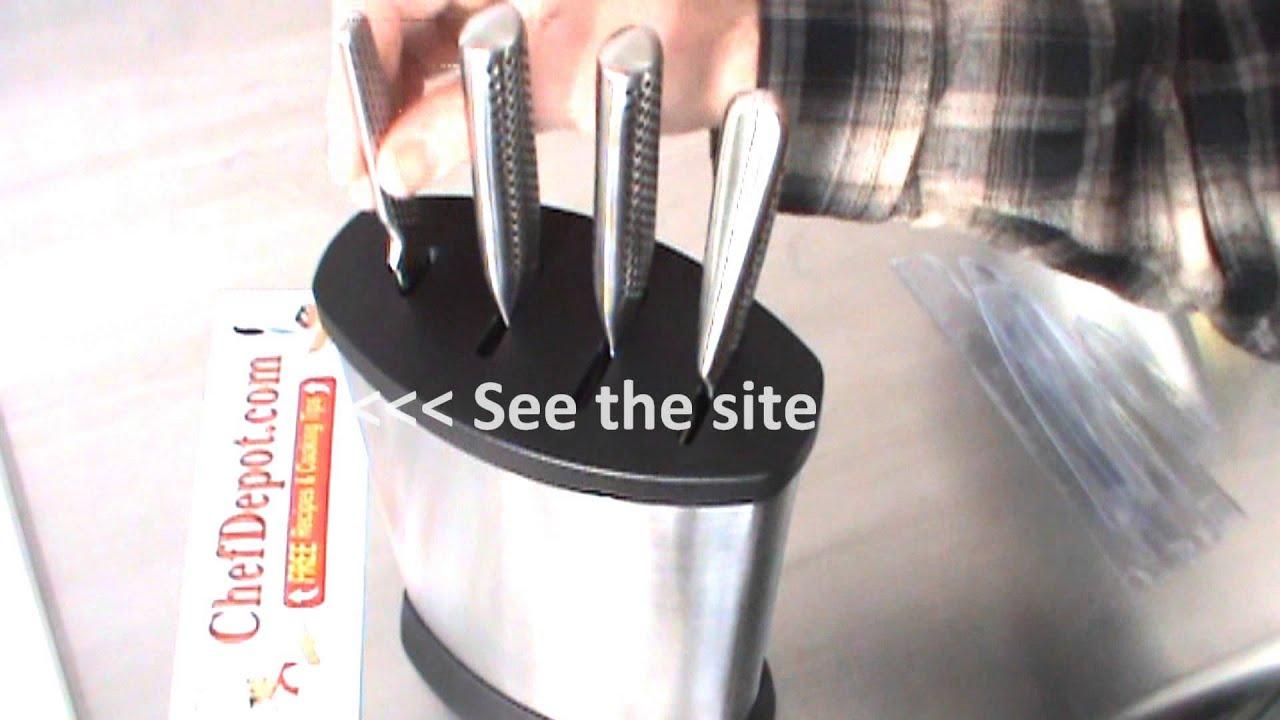 new kitchen knife sets youtube