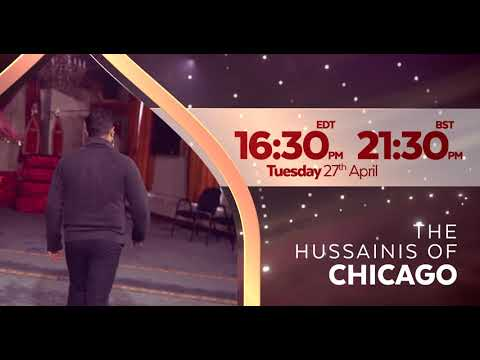 PROMO: The Hussainis of Chicago – Tuesday 27th April 9:30PM BST