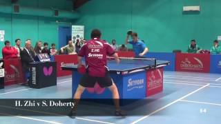 he zhi wen v sean doherty