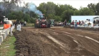 MTTP PULLS KENT CITY SUPER FARM TRACTORS 9-13-2014