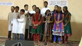NEELE AASMAAN KE PAAR JAAYENGE.....(SUNDAY SCHOOL ANNIVERSARY 2013)