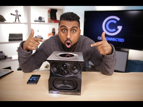 Premium speaker from the makers of Bentley music systems | GetConnected