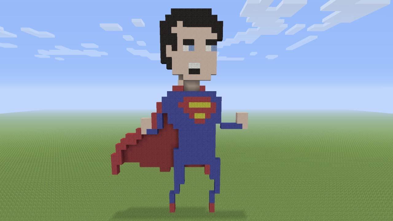 batman vs superman pixel - photo #17
