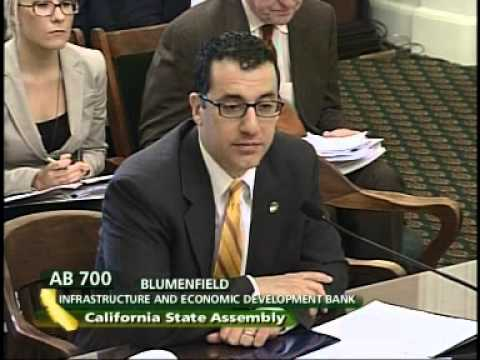 Assembly Jobs, Economic Development and the Economy Committee 5/3/2011