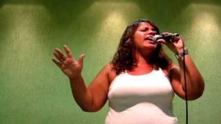 Ana Dias (Bruna Karla-Quando eu chorar)