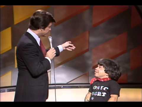 Herve Villechaize Guest Appearance Dick Clark's Live Wednesday
