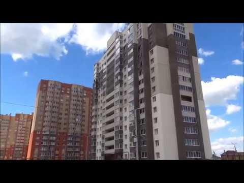 Видео планировок квартир в ЖК Ломоносов Семчинская 4к2 Рязань