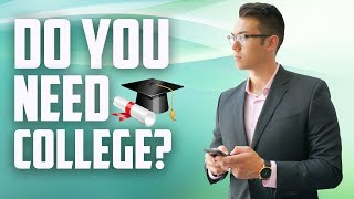 Is College Worth It? The Shocking Truth...